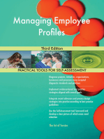 Managing Employee Profiles Third Edition