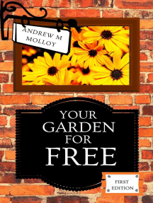 Your Garden for Free. First Edition.