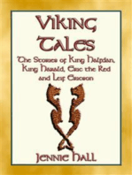 VIKING TALES - Classic Illustrated Viking Stories for Children