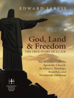 God, Land & Freedom: The True Story of I.C.A.B.