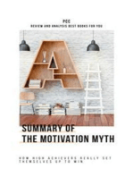 Summary of The Motivation Myth