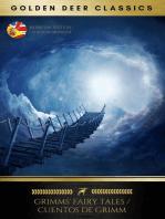 Grimm's Fairy Tales / Cuentos De Grimm (Golden Deer Classics)