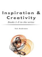 Inspiration & Creativity Series (Books 1-3)
