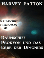 Raumschiff Prokyon und das Erbe der Dimonids