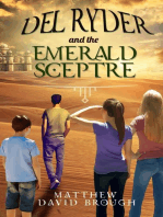 Del Ryder and the Emerald Sceptre