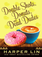 Double Shots, Donuts, and Dead Dudes: A Cape Bay Cafe Mystery, #8