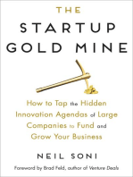 The Startup Gold Mine