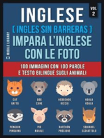 Inglese ( Ingles Sin Barreras ) Impara L'Inglese Con Le Foto (Vol 2)