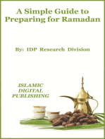 A Simple Guide to Preparing for Ramadan
