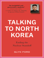 Talking to North Korea: Ending the Nuclear Standoff
