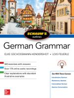 Schaum's Outline of German Grammar, Sixth Edition