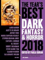 The Year's Best Dark Fantasy & Horror, 2018 Edition