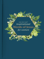 The One Year Inspirational Words of Jesus for Women
