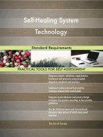Self-Healing System Technology Standard Requirements