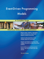 Event-Driven Programming Models A Complete Guide