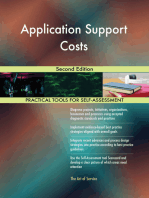 Application Support Costs Second Edition