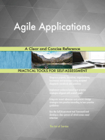 Agile Applications A Clear and Concise Reference