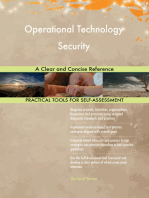 Operational Technology Security A Clear and Concise Reference