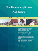 Cloud-Native Application Architecture A Clear and Concise Reference