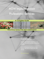 MDM Implementation Professional Services A Complete Guide
