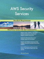 AWS Security Services Standard Requirements