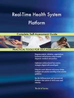 Real-Time Health System Platform Complete Self-Assessment Guide