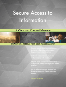 Secure Access to Information A Clear and Concise Reference