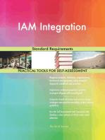 IAM Integration Standard Requirements