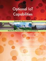 Optional IoT Capabilities Standard Requirements