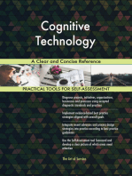 Cognitive Technology A Clear and Concise Reference
