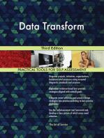 Data Transform Third Edition