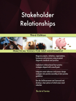 Stakeholder Relationships Third Edition