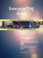 Enterprise DM Suites Complete Self-Assessment Guide