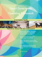 Smart Governance Operating Framework A Complete Guide