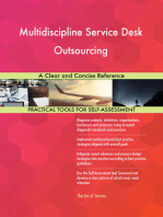 Multidiscipline Service Desk Outsourcing A Clear and Concise Reference