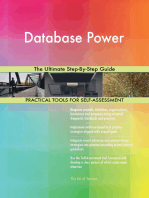 Database Power The Ultimate Step-By-Step Guide