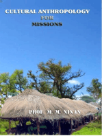 Cultural Anthropology for Missions