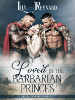 Loved by the Barbarian Princes (Skatha Chronicles, Book 3)