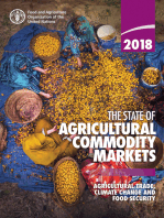 The State of Agricultural Commodity Markets 2018