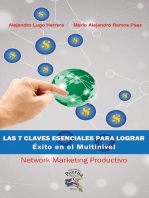 Network marketing productivo