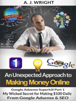 Google Adsense Superkill Part 1 - My Wicked Secret for Making $100 Daily From Google Adsense & SEO: An Unexpected Approach to Making Money Online, #3