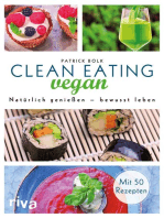 Clean Eating vegan
