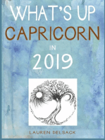 What's Up Capricorn in 2019