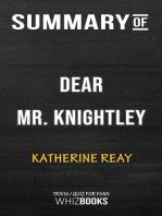 Summary of Dear Mr. Knightley