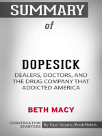 Summary of Dopesick: Dealers, Doctors, and the Drug Company that Addicted America