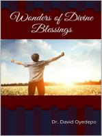 Wonders of Divine Blessings