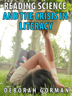 Reading Science and the Crisis in Literacy