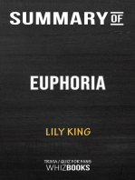 Summary of Euphoria by Lily King | Trivia/Quiz for Fans