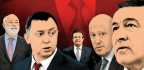 Putin's Wealthiest Operatives