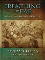 Preaching by Ear